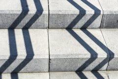 затеняет лестницы Стоковое фото RF
