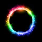 затмение солнечное Стоковое Изображение