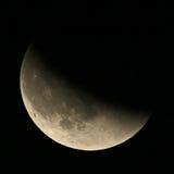 Затмение луны Стоковое фото RF