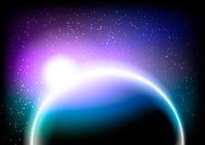 затмение Стоковая Фотография
