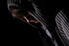 затмленная комната стоковое изображение rf