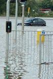 затопляет weymouth Стоковое Изображение