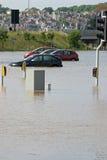 затопляет weymouth Стоковые Фото