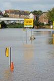 затопляет weymouth Стоковые Изображения RF