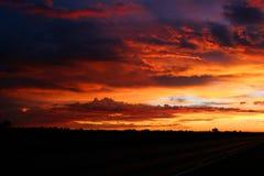 Затопленные небеса Стоковое Изображение RF