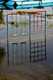 затоплено Стоковые Фотографии RF
