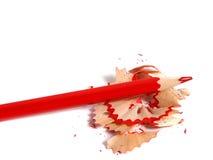 заточенный карандаш Стоковое фото RF