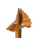 заточенный карандаш Стоковые Изображения