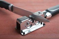 Заточник ножа Стоковое фото RF