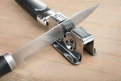 Заточник ножа Стоковое Изображение