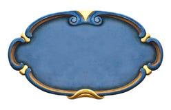 Затрапезная высекаенная рамка стоковое изображение rf