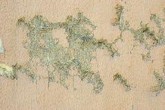 затрапезная текстура штукатурки Стоковые Фото