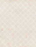 Затрапезная шикарная античная предпосылка флористических обоев Стоковое Фото