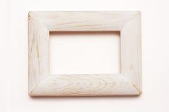 Затрапезная шикарная деревянная рамка Стоковая Фотография RF