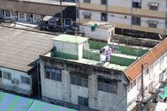 Затрапезное здание Стоковое Изображение RF