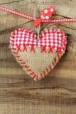 Затрапезный орнамент сердца стоковые фото