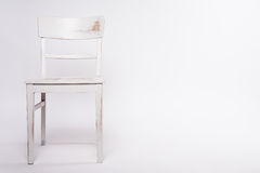 Затрапезный стул Стоковое Фото