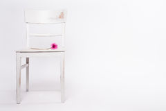 Затрапезный стул Стоковые Изображения