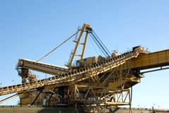 затяжелитель угля Стоковое Изображение