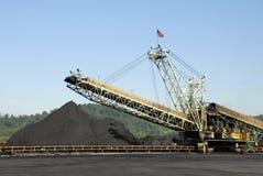 затяжелитель угля Стоковые Фото