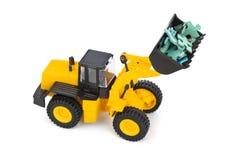 Затяжелитель и головоломка игрушки Стоковые Фото