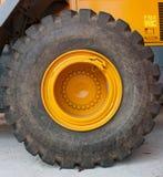 Затяжелитель колеса грандиозный Стоковая Фотография RF