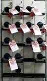 Зафиксируйте вне & маркируйте вне, станция замыкания, машина - специфические приборы замыкания стоковые фотографии rf