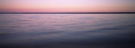 заход солнца Квинсленда Стоковая Фотография RF