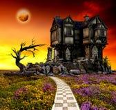 заход солнца 04 Стоковое Фото