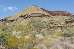 захолустье горы Австралии Стоковые Фотографии RF