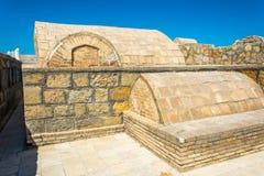 Захоронение эмиров Бухары, Бухары стоковое фото