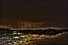 Заход солнца мечт Стоковое Фото