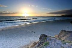 Заход солнца #1 Стоковые Изображения