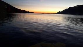 Заход солнца #1 Стоковые Фотографии RF
