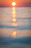 Заход солнца 2 Стоковое Фото