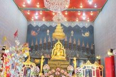 Захолустный Будда Таиланд стоковое фото