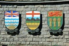 Захолустный герб Стоковая Фотография