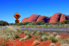 захолустье Австралии Стоковые Фото