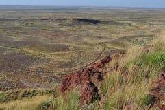 Захолустье Австралия Pilbara Стоковые Изображения