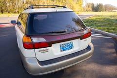 Захолустье l Subaru L Экстренный выпуск фасоли Стоковая Фотография RF