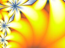 зацветает тропическо Стоковая Фотография