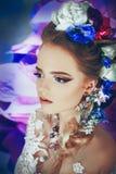 Зацветая невеста Стоковое Изображение RF