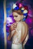 Зацветая невеста Стоковая Фотография