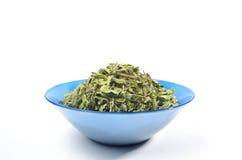 Зацветая цветки высушенные sally Традиционный русский чай Стоковые Изображения RF