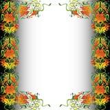 зацветите рамка Стоковое фото RF