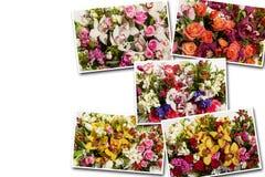 Зацветите состав на праздник, букет букета весны fl Стоковые Фото