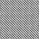 Зацепите, решетка при деформированный пересекать, передернутые линии безшовно бесплатная иллюстрация