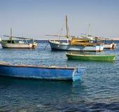 зачаливание s рыболовства felluca стоковые изображения