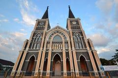 зачатие собора безукоризненное Стоковое фото RF