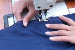 Зашейте в швейной машине, 2-ой вариант стоковые изображения